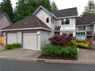 """Photo 1: 39 1925 INDIAN RIVER Crescent in North Vancouver: Indian River Townhouse for sale in """"WINDERMERE ESTATES"""" : MLS®# V968409"""
