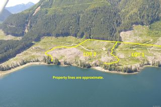Photo 3: LT 2 Neroutsos Inlet in : NI Port Hardy Land for sale (North Island)  : MLS®# 859849
