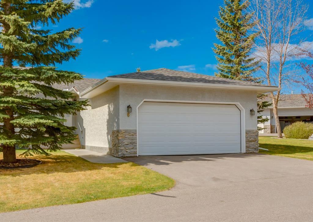 Main Photo: 6 8 Riverview Circle: Cochrane Semi Detached for sale : MLS®# A1110223