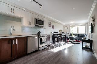 """Photo 5: 302 707 E 43RD Avenue in Vancouver: Fraser VE Condo for sale in """"JADE"""" (Vancouver East)  : MLS®# R2590818"""