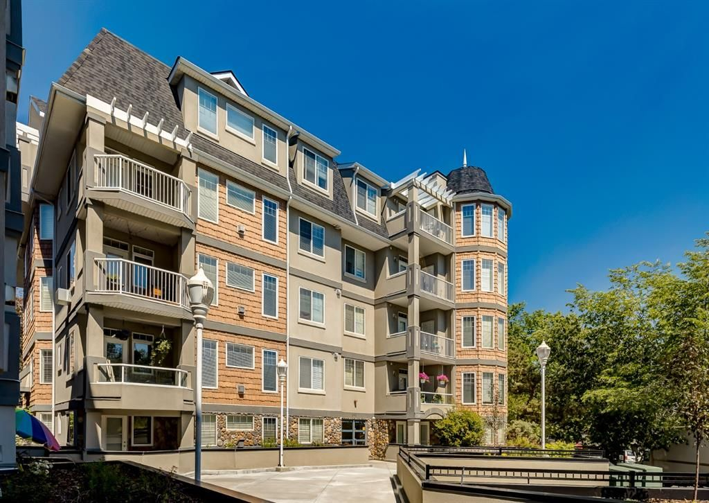 Main Photo: 203 2411 Erlton Road SW in Calgary: Erlton Apartment for sale : MLS®# A1125837