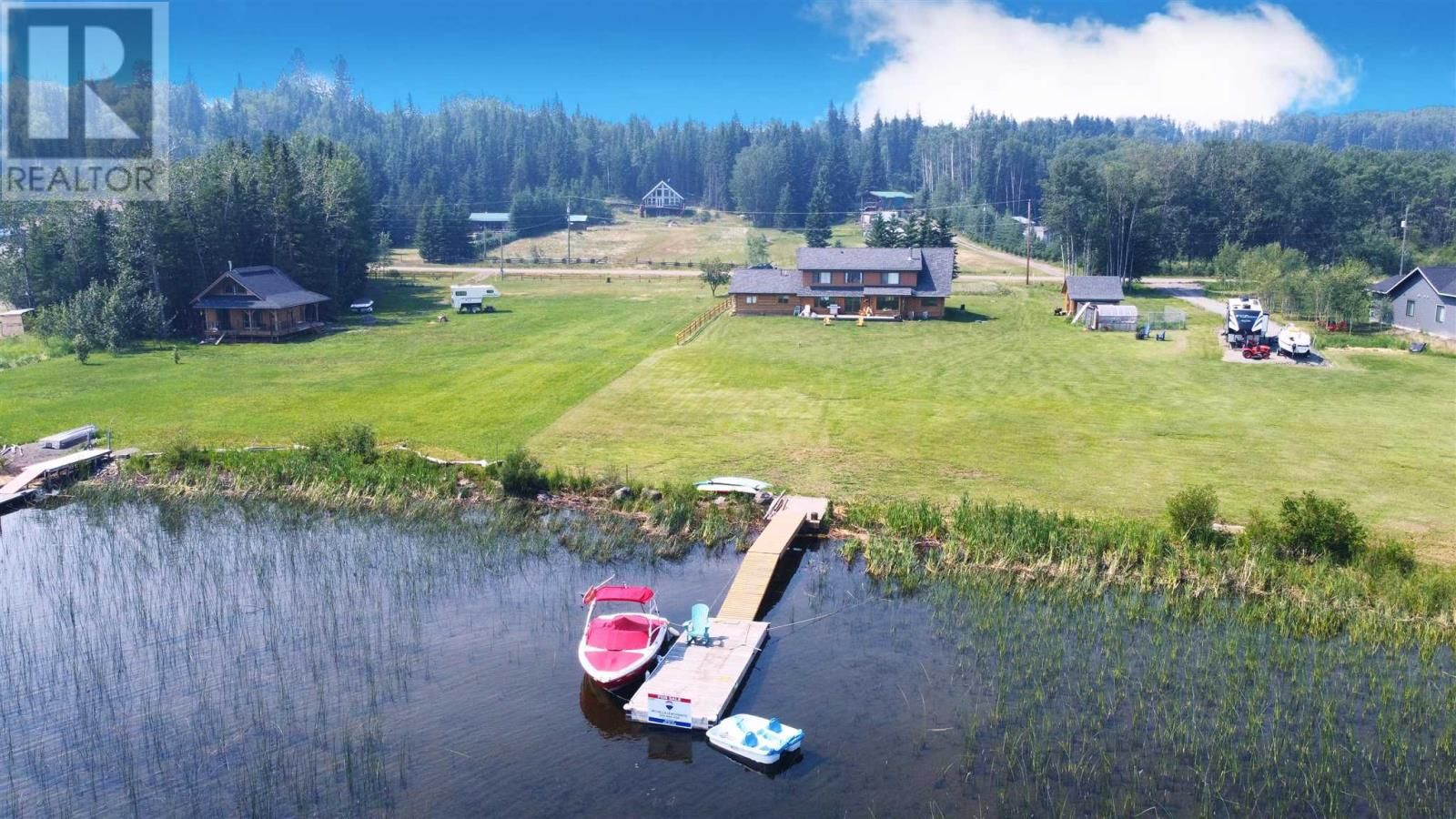 Main Photo: 6191 HUNT ROAD in Horse Lake: House for sale : MLS®# R2600827