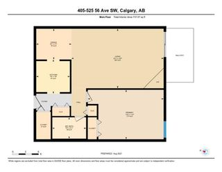 Photo 32: 405 525 56 Avenue SW in Calgary: Windsor Park Apartment for sale : MLS®# A1143592