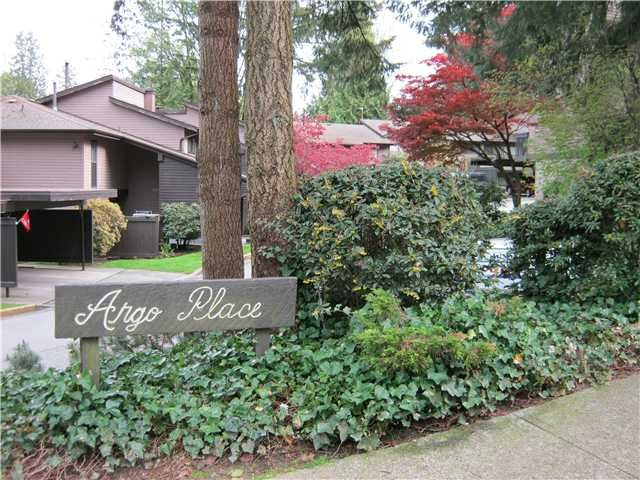 Main Photo: 2940 ARGO Place in Burnaby: Simon Fraser Hills Condo for sale (Burnaby North)  : MLS®# V960103