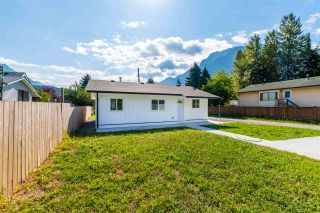 Photo 16: 274 CARIBOO Avenue in Hope: Hope Center House for sale : MLS®# R2486567