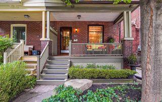 Photo 2: 50 Bertmount Avenue in Toronto: South Riverdale House (3-Storey) for sale (Toronto E01)  : MLS®# E4905178