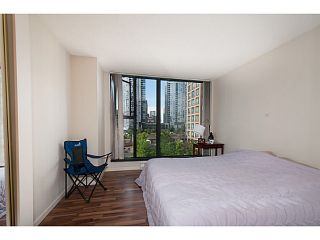 """Photo 12: 603 1155 HOMER Street in Vancouver: Yaletown Condo for sale in """"CityCrest"""" (Vancouver West)  : MLS®# V1078829"""