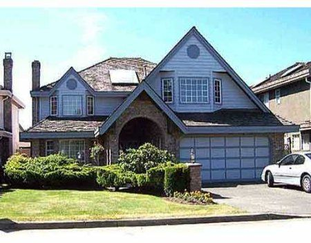 Main Photo: 4320 Baffin Dr: House for sale (Seafair)  : MLS®# v410942