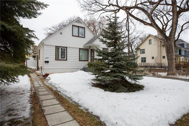 Main Photo: 1053 Mcmillan in Winnipeg: Crescentwood Residential for sale (1B)  : MLS®# 	1905058