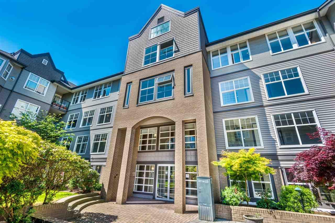 Main Photo: 113 20200 56 AVENUE in : Langley City Condo for sale : MLS®# R2369284