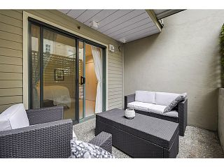 Photo 14: 3163 LAUREL Street in Vancouver: Fairview VW Townhouse for sale (Vancouver West)  : MLS®# V1113636