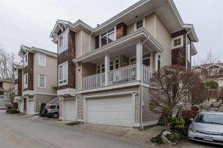 Photo 1: 42 15030 58 AVENUE in Surrey: Sullivan Station Townhouse for sale : MLS®# R2131060
