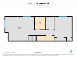 Photo 40: 8851 92 Street in Edmonton: Zone 18 House for sale : MLS®# E4226175