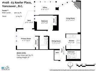"""Photo 28: 1108 63 KEEFER Place in Vancouver: Downtown VW Condo for sale in """"EUROPA"""" (Vancouver West)  : MLS®# R2590498"""