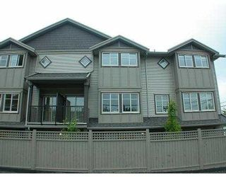 Photo 1: 7 3139 SMITH Avenue in Burnaby: Central BN Townhouse for sale (Burnaby North)  : MLS®# V759583