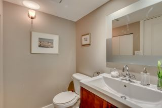 "Photo 9: 758 W 15TH Avenue in Vancouver: Fairview VW Townhouse for sale in ""Sixteen Willows"" (Vancouver West)  : MLS®# R2166051"