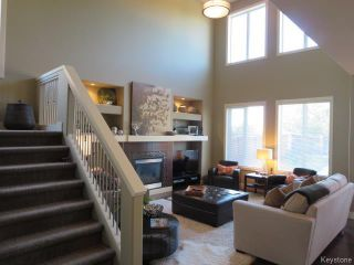 Photo 4: 15 Appletree Crescent in Winnipeg: Bridgwater Forest Residential for sale (1R)  : MLS®# 1720782
