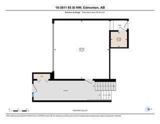 Photo 2: 19 3811 85 Street in Edmonton: Zone 29 Townhouse for sale : MLS®# E4246940