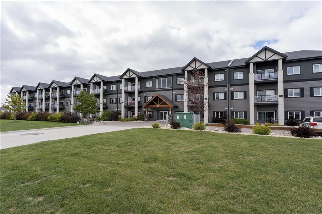 Main Photo: 123 89 Creek Bend Road in Winnipeg: River Park South Condominium for sale (2F)  : MLS®# 202023002