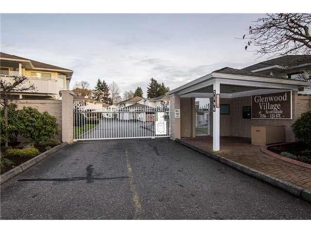 Main Photo: 115 7156 121 STREET in Surrey: West Newton Townhouse for sale : MLS®# R2322372