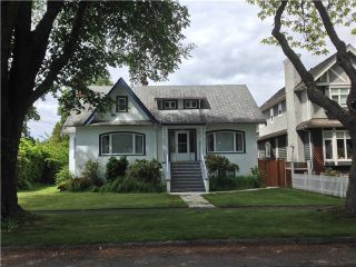 Main Photo: 4693 W 9TH Avenue in Vancouver: Point Grey House for sale (Vancouver West)  : MLS®# V1070935