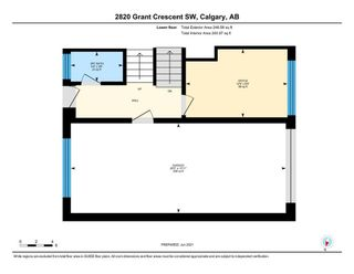 Photo 32: 2820 GRANT Crescent SW in Calgary: Glenbrook Detached for sale : MLS®# A1118320