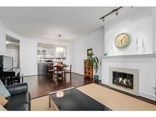 Photo 5: # 110 8680 LANSDOWNE RD in Richmond: Brighouse Condo for sale : MLS®# V1069478