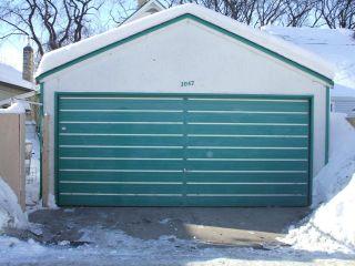 Photo 20: 1047 Sherburn Street in WINNIPEG: West End / Wolseley Residential for sale (West Winnipeg)  : MLS®# 1101863