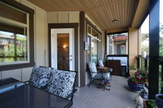 """Photo 19: 324 8288 207A Street in Langley: Willoughby Heights Condo for sale in """"Yorkson Creekside"""" : MLS®# R2074949"""