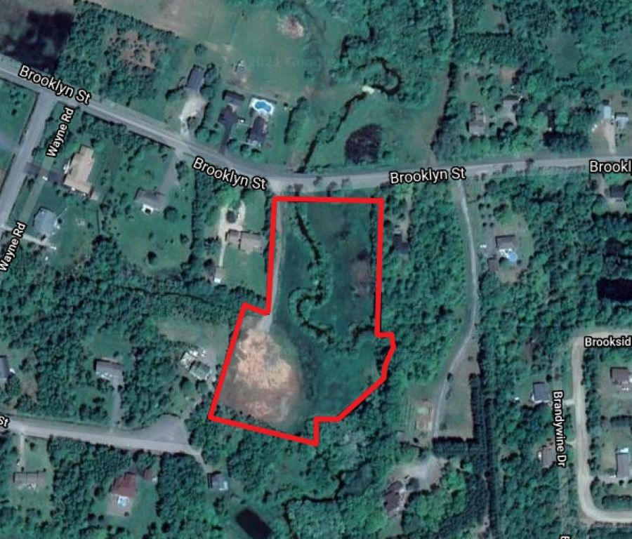 Main Photo: Lot 23 Brooklyn Street in Brooklyn Corner: 404-Kings County Vacant Land for sale (Annapolis Valley)  : MLS®# 202108768