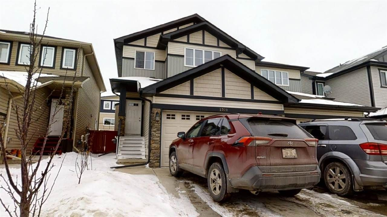 Main Photo: 1221 29 Street in Edmonton: Zone 30 Attached Home for sale : MLS®# E4229602