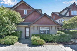 """Photo 1: 14 7155 189 Street in Surrey: Clayton Townhouse for sale in """"Bacara"""" (Cloverdale)  : MLS®# R2591463"""