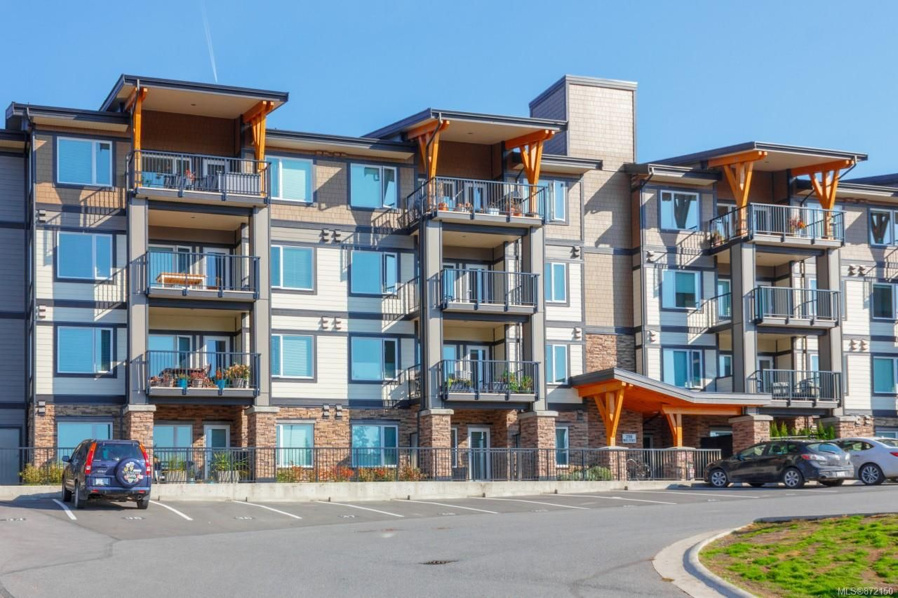 Main Photo: 408 290 Wilfert Rd in : VR Six Mile Condo for sale (View Royal)  : MLS®# 872150