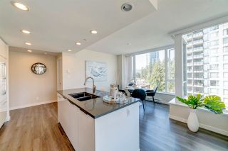 "Photo 8: 705 3100 WINDSOR Gate in Coquitlam: New Horizons Condo for sale in ""The Lloyd by Polygon"" : MLS®# R2572400"