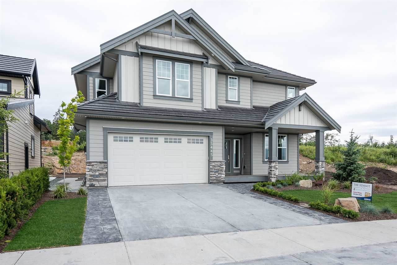 """Main Photo: 35445 EAGLE SUMMIT Drive in Abbotsford: Abbotsford East House for sale in """"The Summit"""" : MLS®# R2076686"""