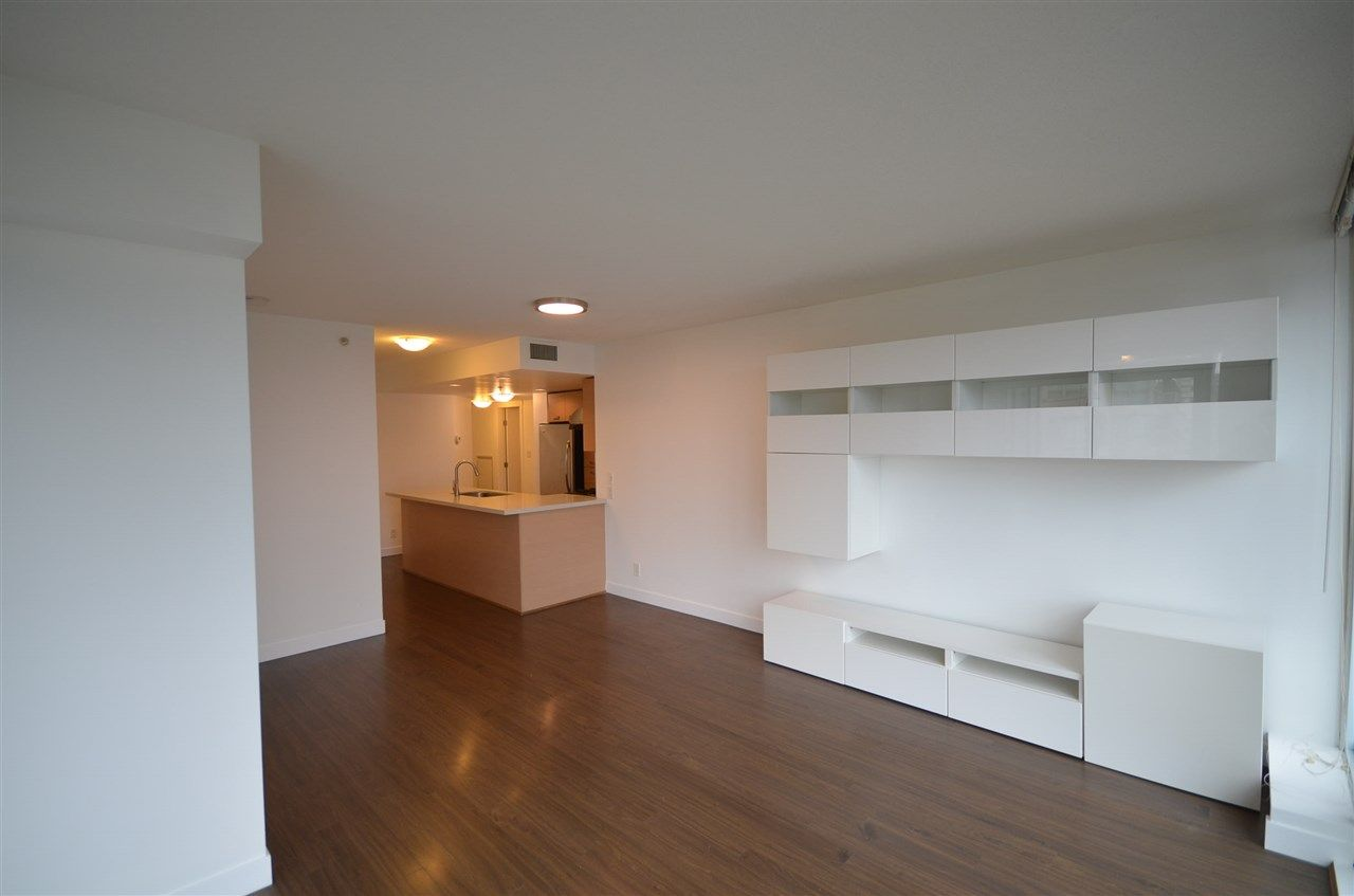 With built-in Cabinets