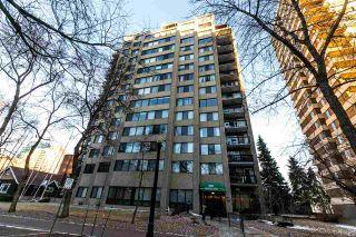 Photo 1: 902 9921 104 Street in Edmonton: Zone 12 Condo for sale : MLS®# E4225398