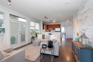 """Photo 2: 306 4600 WESTWATER Drive in Richmond: Steveston South Condo for sale in """"Copper Sky"""" : MLS®# R2330987"""