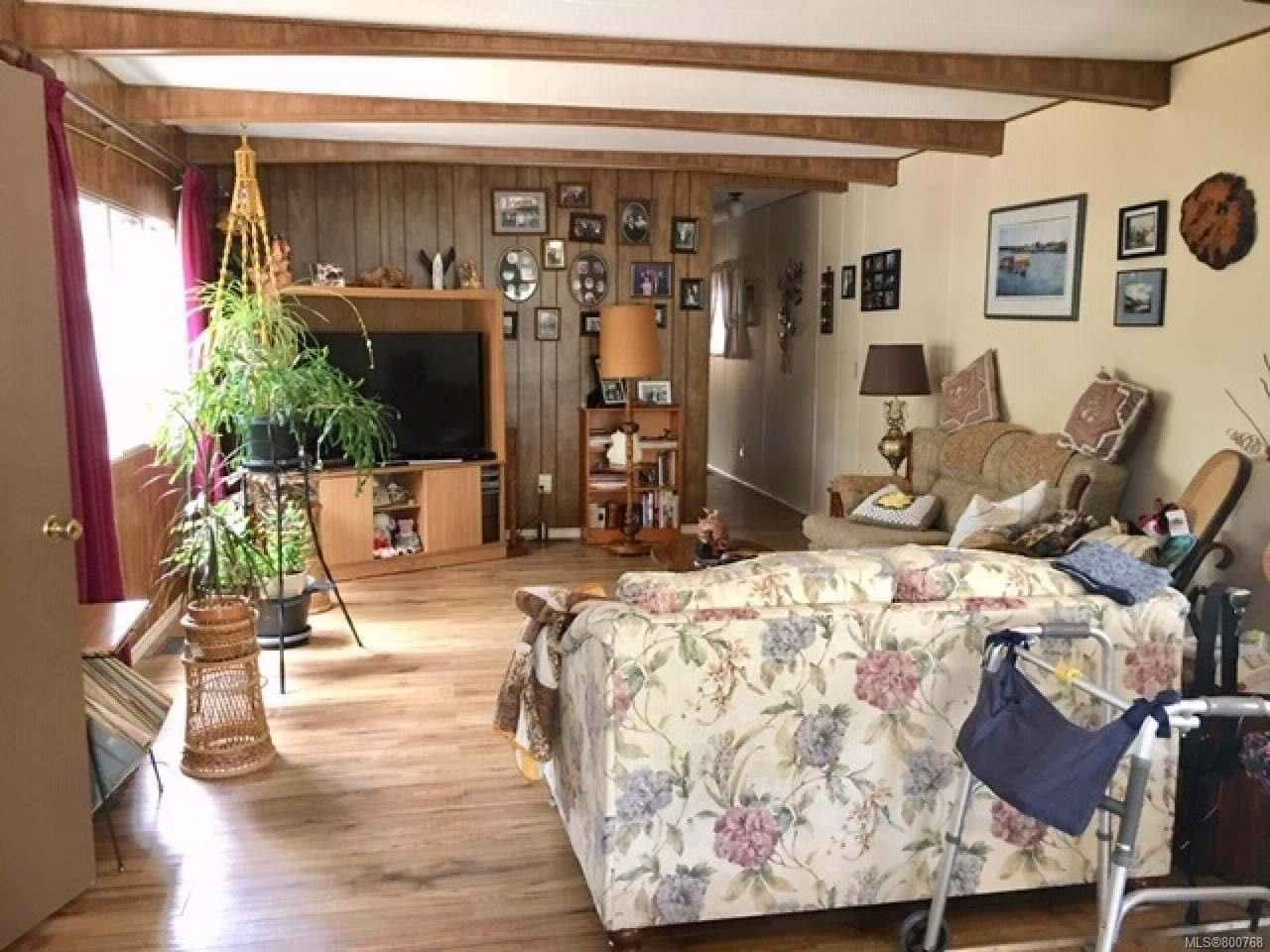 Photo 4: Photos: 57 951 Homewood Rd in CAMPBELL RIVER: CR Campbell River Central Manufactured Home for sale (Campbell River)  : MLS®# 800768