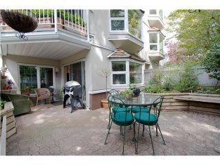 Photo 6: 105 2256 W 7TH Avenue in Vancouver: Kitsilano Condo for sale (Vancouver West)  : MLS®# V1004882