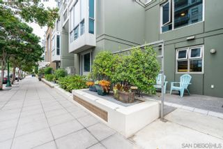 Photo 4: Townhouse for sale : 2 bedrooms : 300 W Beech St #12 in San Diego