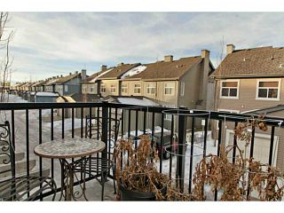 Photo 10: 184 CHAPALINA Square SE in CALGARY: Chaparral Townhouse for sale (Calgary)  : MLS®# C3597685