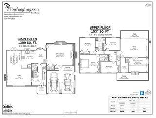 Photo 38: 4834 DOGWOOD Drive in Delta: Tsawwassen Central House for sale (Tsawwassen)  : MLS®# R2456830