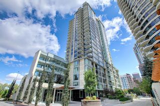 Main Photo: 1606 1025 5ave sw in Calgary: Downtown West End Apartment for sale : MLS®# A1141717