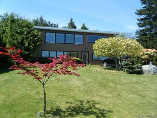 Photo 1: 4240 Discovery Dr in CAMPBELL RIVER: CR Campbell River North House for sale (Campbell River)  : MLS®# 709888
