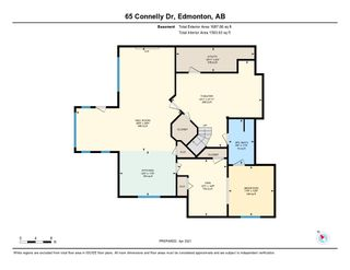 Photo 50: 65 Connelly Drive: Rural Parkland County House for sale : MLS®# E4240023