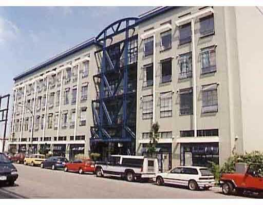 "Main Photo: 213 237 E 4TH AV in Vancouver: Mount Pleasant VE Condo for sale in ""ARTWORKS"" (Vancouver East)  : MLS®# V572913"