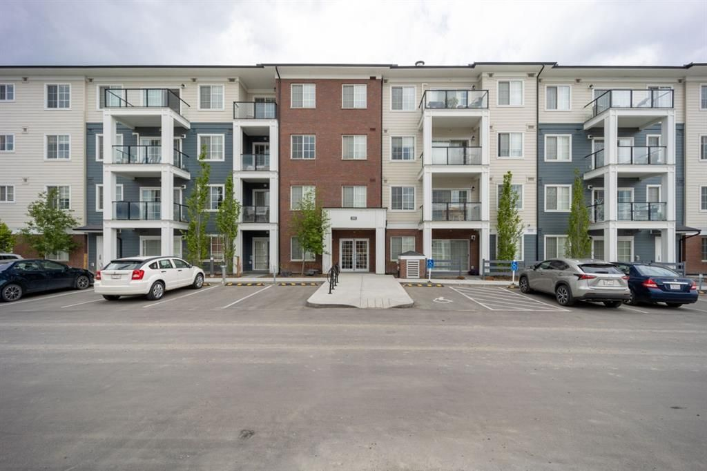 Main Photo: 2310 298 SAGE MEADOWS Park NW in Calgary: Sage Hill Apartment for sale : MLS®# A1118543