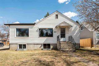 Photo 1: 8851 90 Street in Edmonton: Zone 18 House for sale : MLS®# E4241594