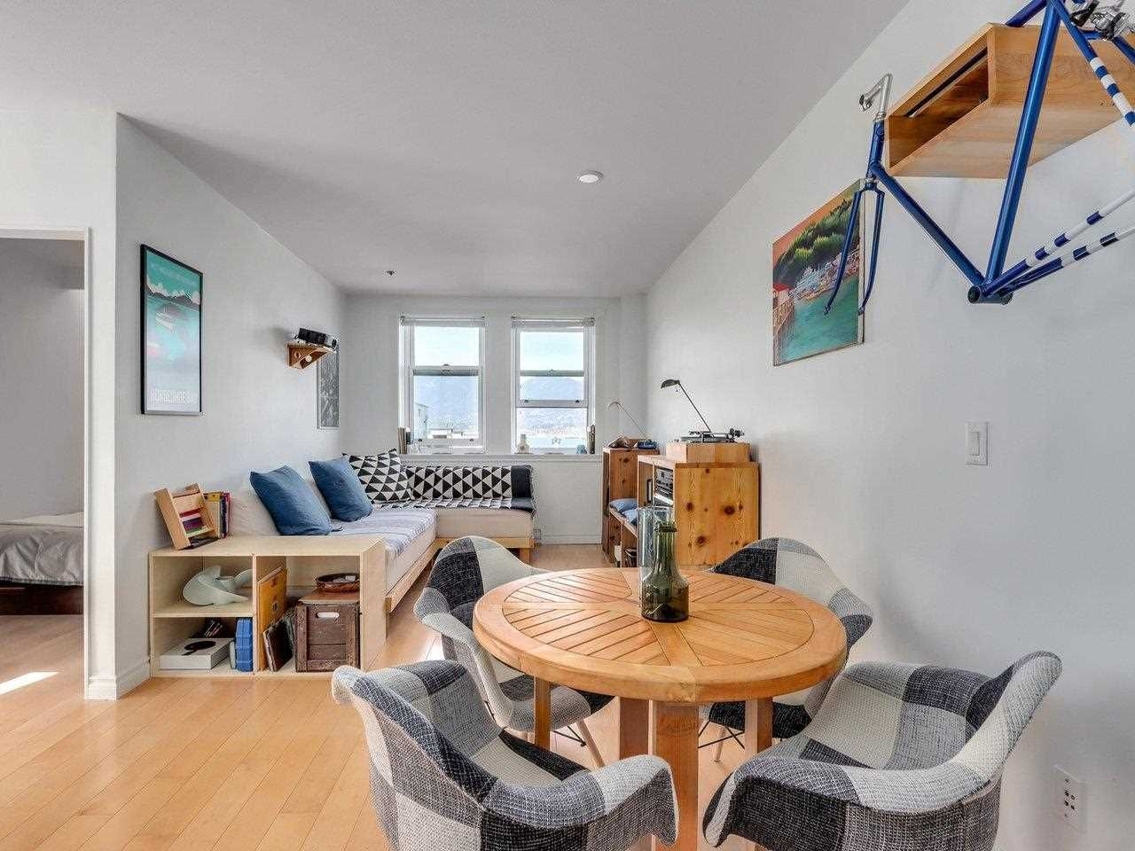 """Main Photo: 701 233 ABBOTT Street in Vancouver: Downtown VW Condo for sale in """"Abbott Place"""" (Vancouver West)  : MLS®# R2578437"""